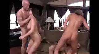 Hot hardcore sexstar fuck frenzy with Eva Angelina