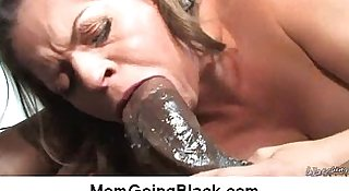 Interracial sex MILF fucked by monster cock 20