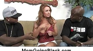 Interracial hard sex watching my mom fucking 7